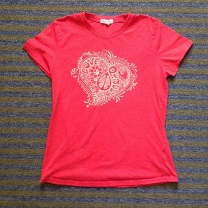 Lucky Brand t-shirt size large